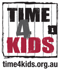 sponsor of Time 4 Kids